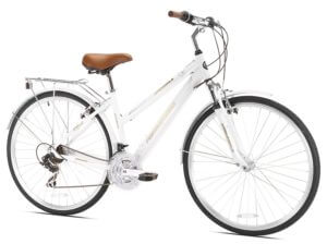 best hybrid bike women