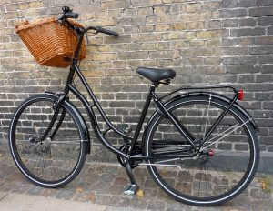 Hybrid Bikes with Baskets