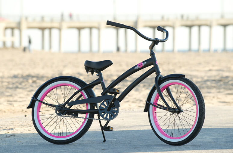 girls cruiser bikes