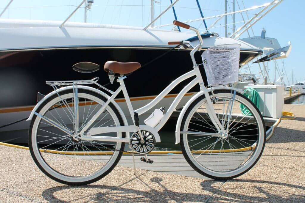 best beach cruiser accessories