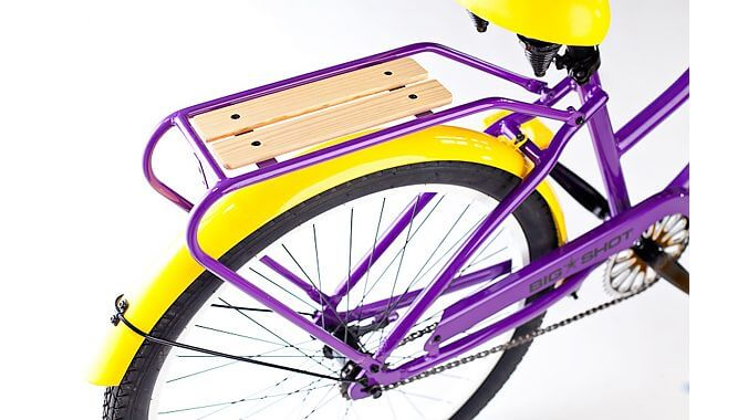 cruiser bike rack