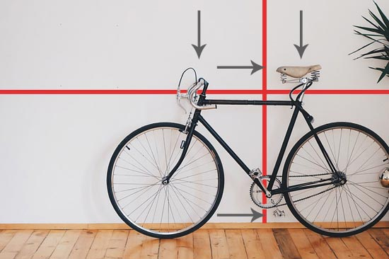 How to measure bike size for adults
